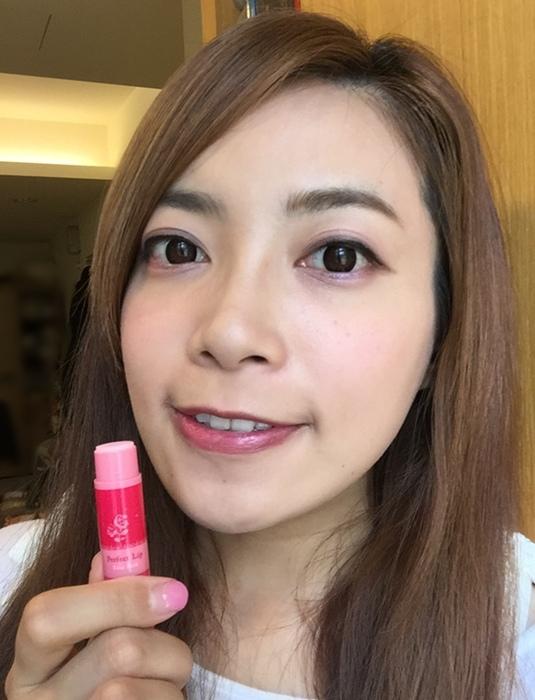 日本戰利品-彩妝-曼秀雷敦口紅護唇膏-防曬變色護唇膏Perfect Lip Rose Pink (117)