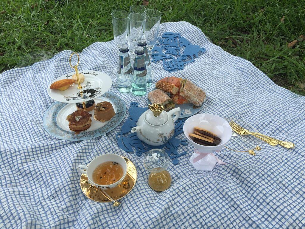 野餐picnic-牛仔單寧-愛麗絲夢遊仙境Alice in Wonderland (3)