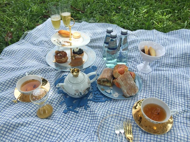 野餐picnic-牛仔單寧-愛麗絲夢遊仙境Alice in Wonderland (13)