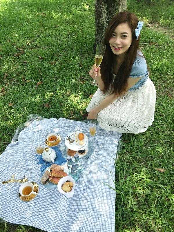 野餐picnic-牛仔單寧-愛麗絲夢遊仙境Alice in Wonderland (17)