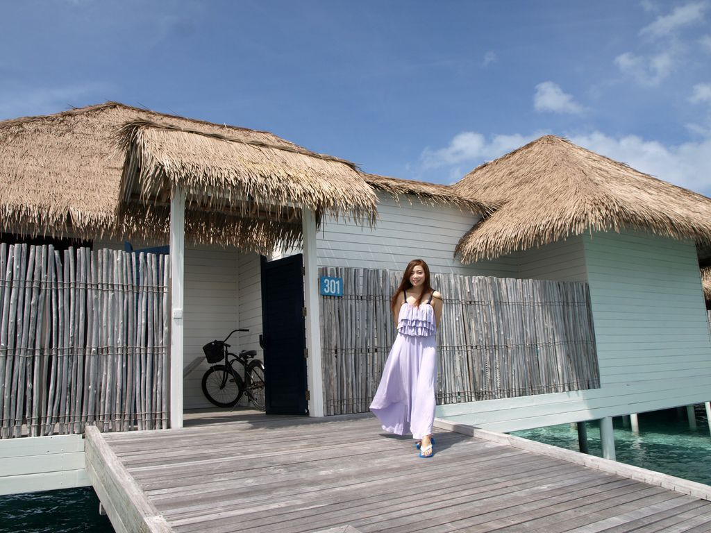 Honeymoon Maldives馬爾地夫蜜月旅行-Maalifushi by COMO住宿水上屋Water Villa房間 (228)