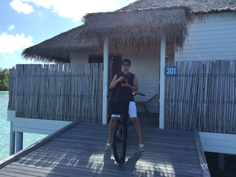 Honeymoon Maldives馬爾地夫蜜月旅行-Maalifushi by COMO住宿水上屋Water Villa房間 (162)