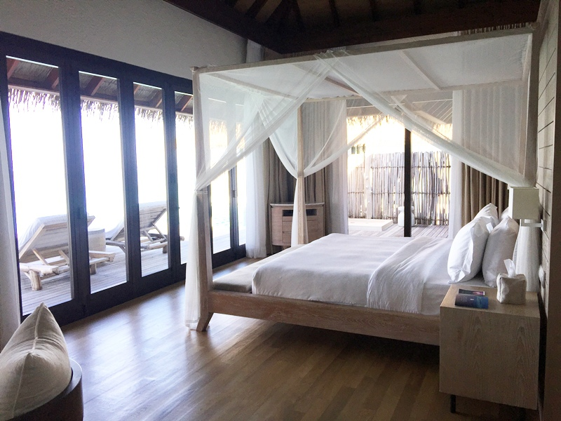 Honeymoon Maldives馬爾地夫蜜月旅行-Maalifushi by COMO住宿水上屋Water Villa房間 (82)
