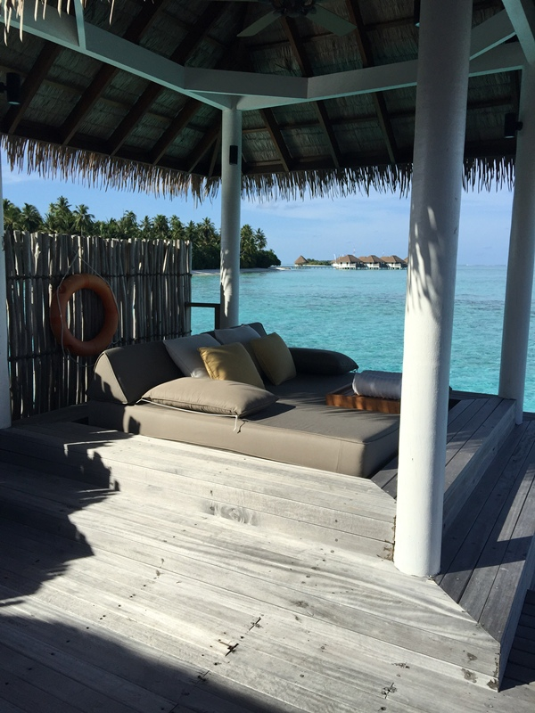 Honeymoon Maldives馬爾地夫蜜月旅行-Maalifushi by COMO住宿水上屋Water Villa房間 (107)
