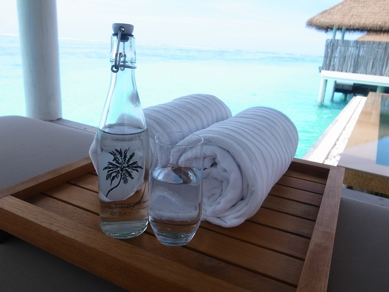 Honeymoon Maldives馬爾地夫蜜月旅行-Maalifushi by COMO住宿水上屋Water Villa房間 (258)