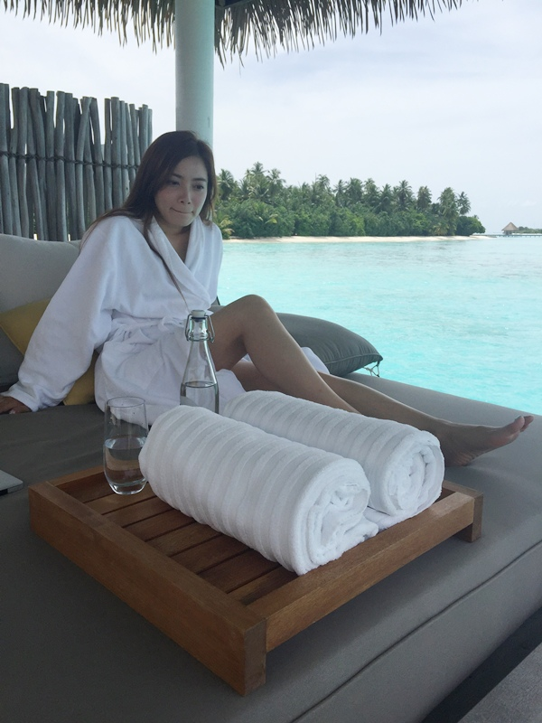 Honeymoon Maldives馬爾地夫蜜月旅行-Maalifushi by COMO住宿水上屋Water Villa房間 (197)