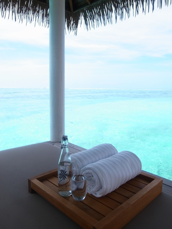 Honeymoon Maldives馬爾地夫蜜月旅行-Maalifushi by COMO住宿水上屋Water Villa房間 (1)