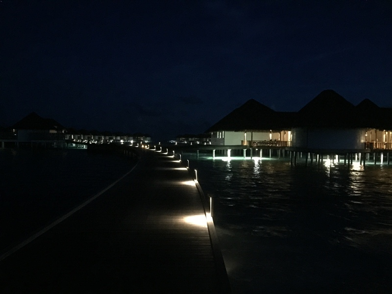 Honeymoon Maldives馬爾地夫蜜月Maalifushi by COMO住宿環境房間水上屋water suites (2)