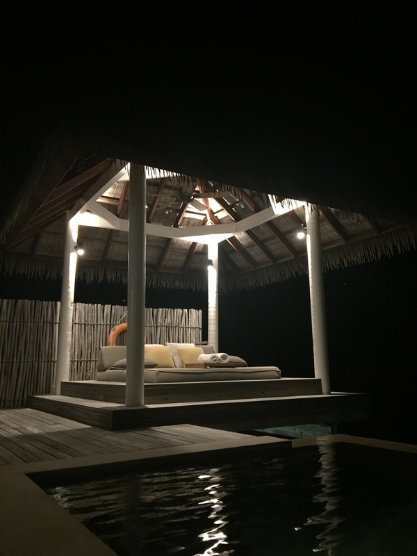 Honeymoon Maldives馬爾地夫蜜月Maalifushi by COMO住宿環境房間水上屋water suites (1)