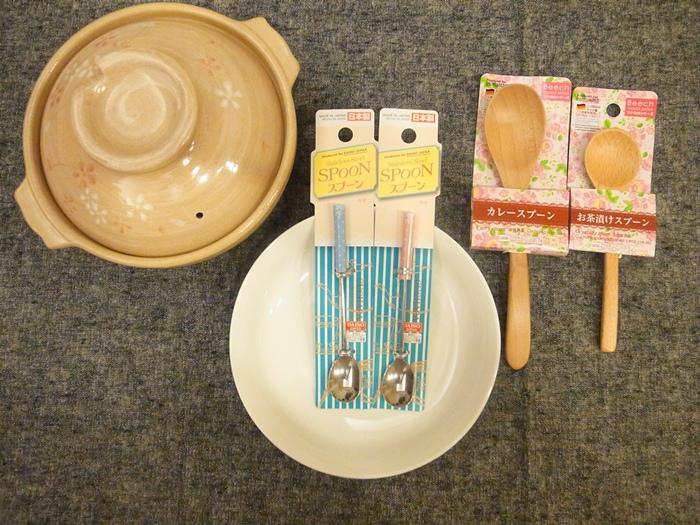 大創好物-Daiso大創廚房用品碗盤-湯匙木匙蛋糕紙餐具計時器收納籃桌布單身小廚房土鍋製冰盒洗菜籃 (240)