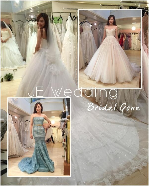 JE Wedding Cinderalla
