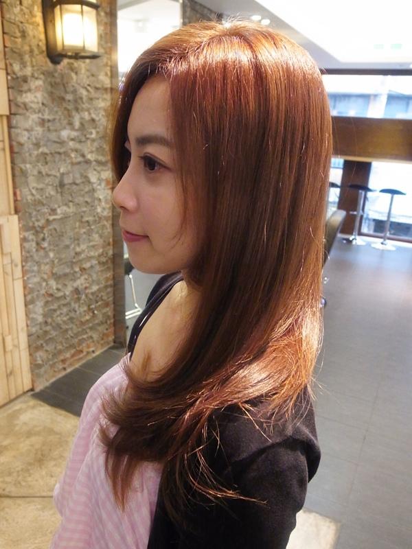 PLUUS染髮-髮色小記錄-中山店Pluus No.5店 (1)