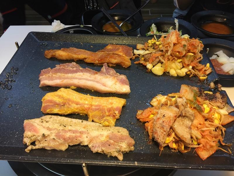 韓國八色燒肉-台北東區忠孝敦化-八色烤肉韓式烤肉韓國烤肉 (1)