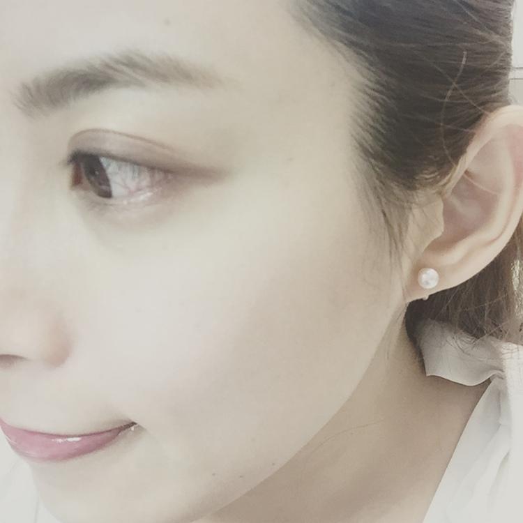 Mrs.Yue飾品屋夾式耳環-精緻小巧矽膠耳夾耳環-施華洛世奇水晶元素-無耳洞女孩飾品 (10)