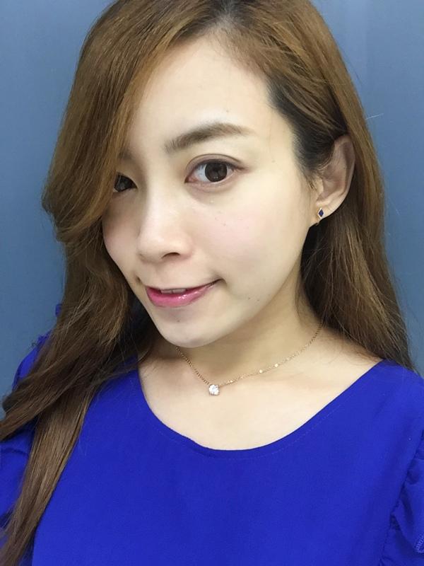 Mrs.Yue飾品屋夾式耳環-精緻小巧矽膠耳夾耳環-施華洛世奇水晶元素-無耳洞女孩飾品 (59)