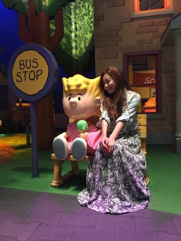 USJ日本大阪環球影城-Hellokitty-Snoopy-芝麻街 (7)