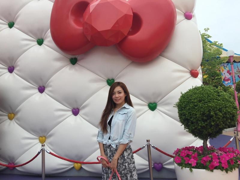 USJ日本大阪環球影城-Hellokitty-Snoopy-芝麻街 (42)
