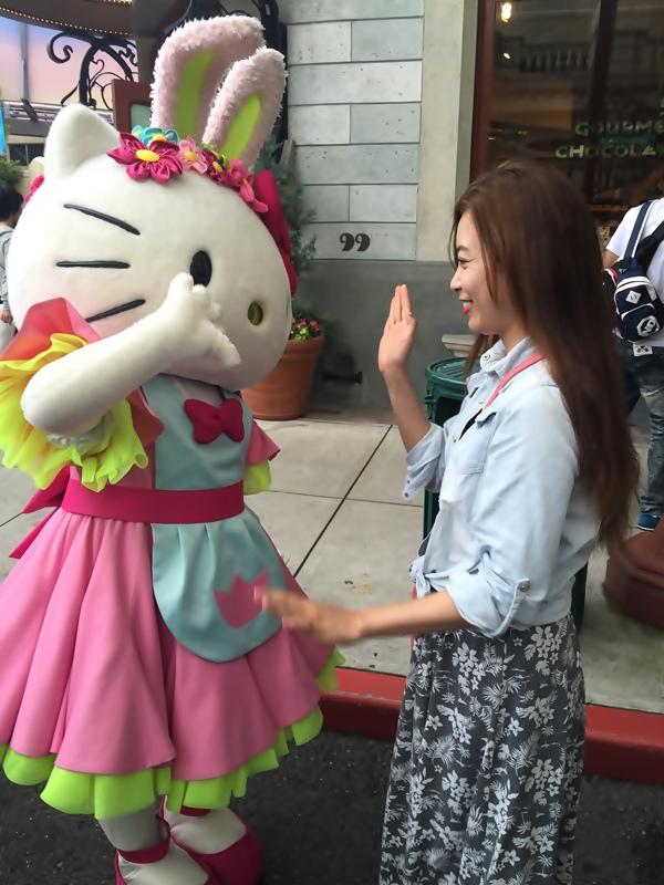 USJ日本大阪環球影城-Hellokitty-Snoopy-芝麻街 (52)