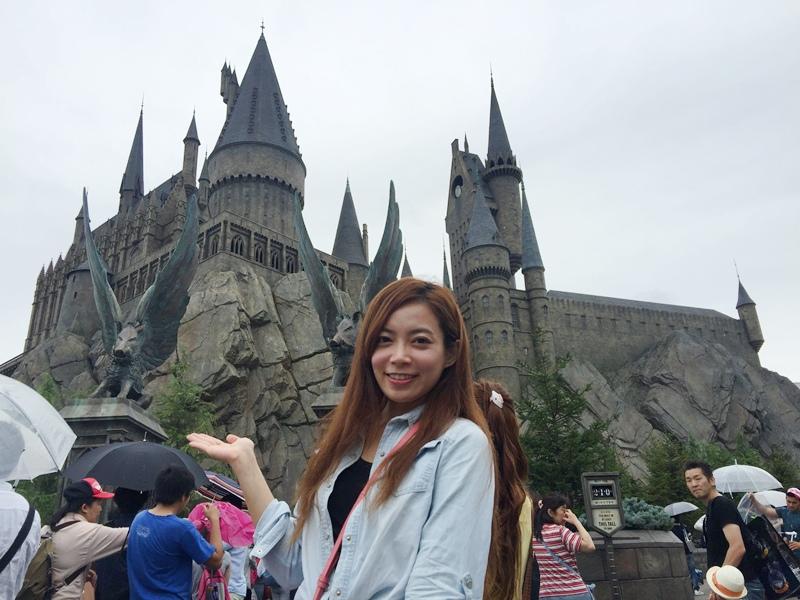 USJ 日本大阪環球影城-哈利波特樂園魔法世界 (26)