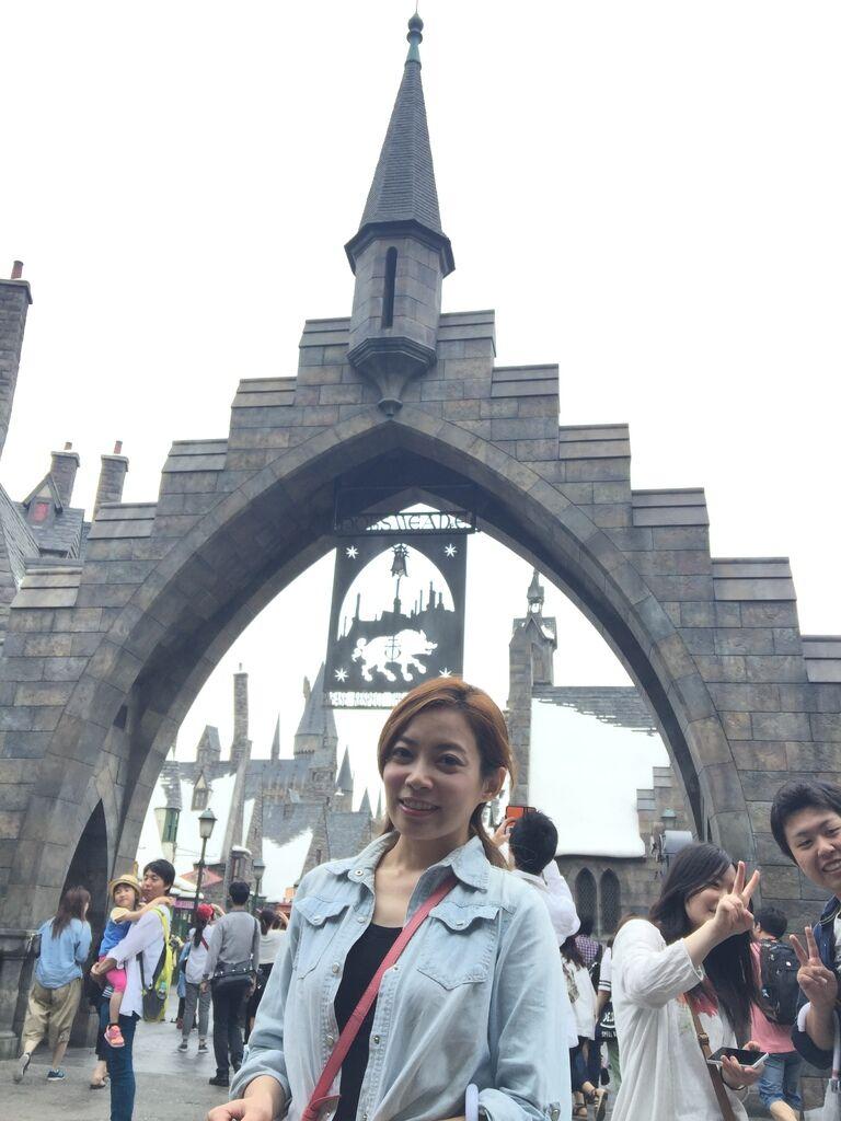 USJ 日本大阪環球影城-哈利波特樂園魔法世界 (10)