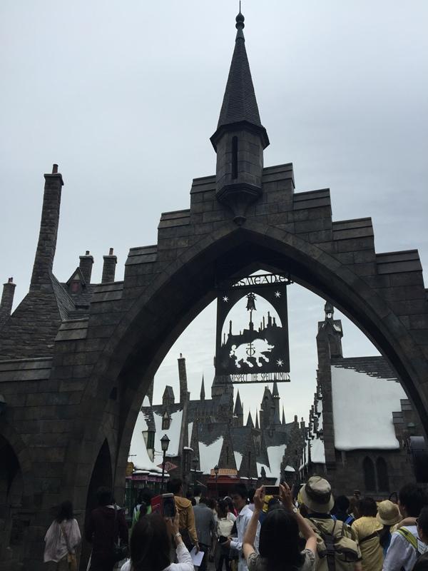USJ 日本大阪環球影城-哈利波特樂園魔法世界 (7)