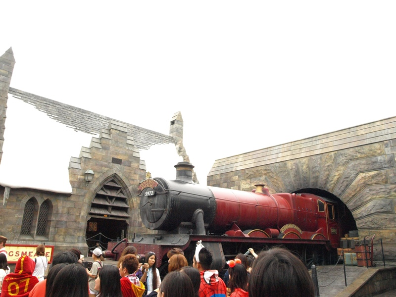 USJ 日本大阪環球影城-哈利波特樂園魔法世界 (89)