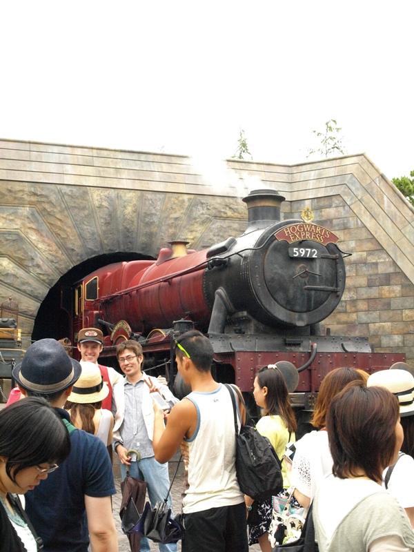 USJ 日本大阪環球影城-哈利波特樂園魔法世界 (87)