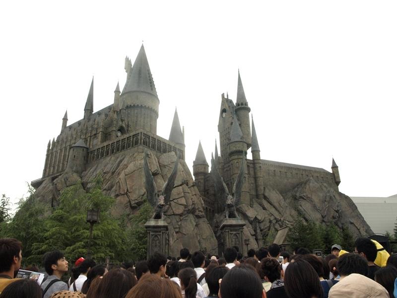 USJ 日本大阪環球影城-哈利波特樂園魔法世界 (72)
