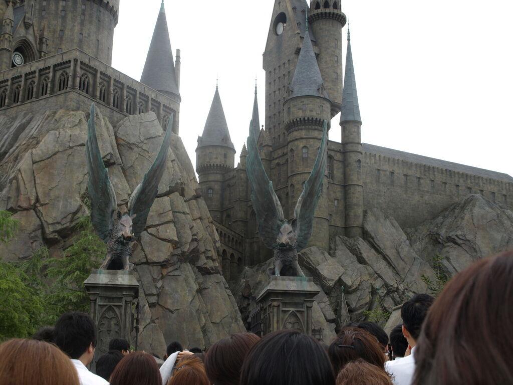 USJ 日本大阪環球影城-哈利波特樂園魔法世界 (70)
