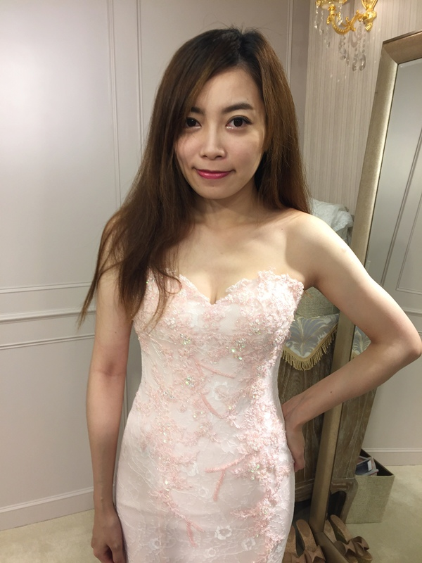 樂許Le Chic Bridal 手工婚紗 婚紗試穿 命定婚紗 Luminous Haute Couture 高級訂製 (26)