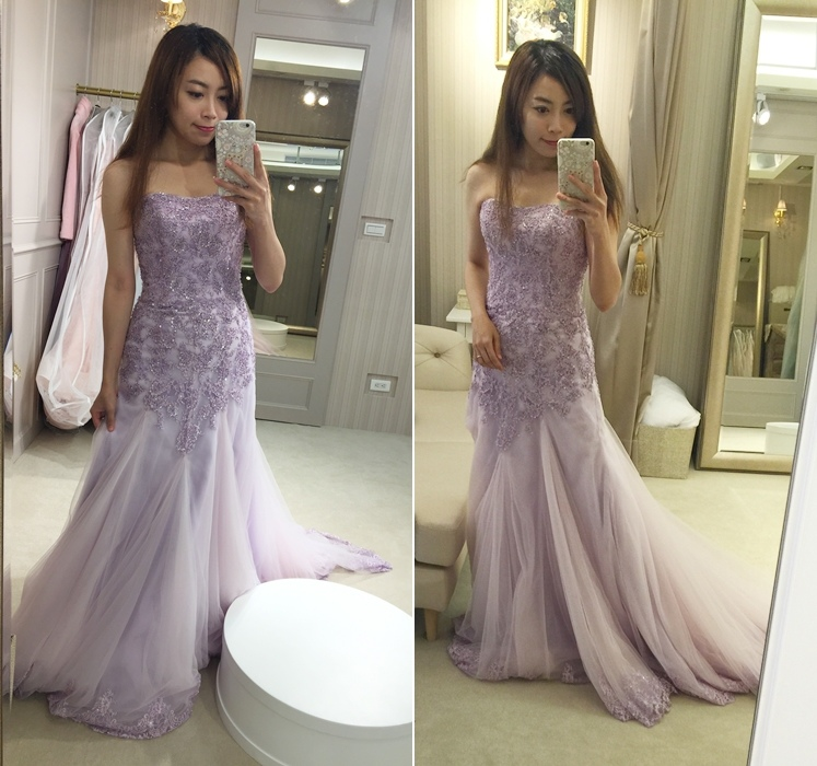 樂許Le Chic Bridal 手工婚紗 婚紗試穿 命定婚紗 Luminous Haute Couture 高級訂製 (38)-horz