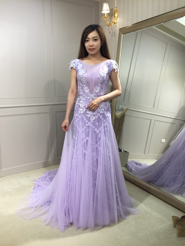 樂許Le Chic Bridal 手工婚紗 婚紗試穿 命定婚紗 Luminous Haute Couture 高級訂製 (52)