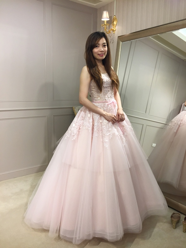 樂許Le Chic Bridal 手工婚紗 婚紗試穿 命定婚紗 Luminous Haute Couture 高級訂製 (66)