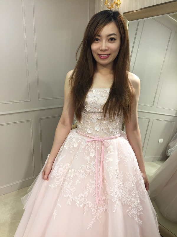 樂許Le Chic Bridal 手工婚紗 婚紗試穿 命定婚紗 Luminous Haute Couture 高級訂製 (68)