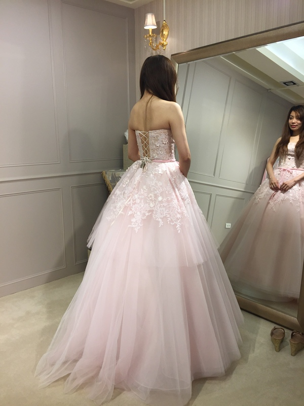 樂許Le Chic Bridal 手工婚紗 婚紗試穿 命定婚紗 Luminous Haute Couture 高級訂製 (65)