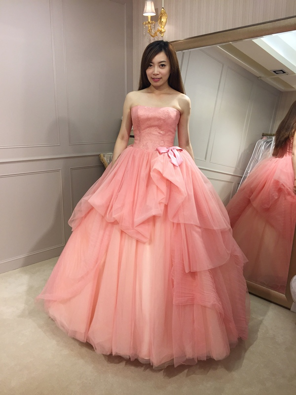 樂許Le Chic Bridal 手工婚紗 婚紗試穿 命定婚紗 Luminous Haute Couture 高級訂製 (95)
