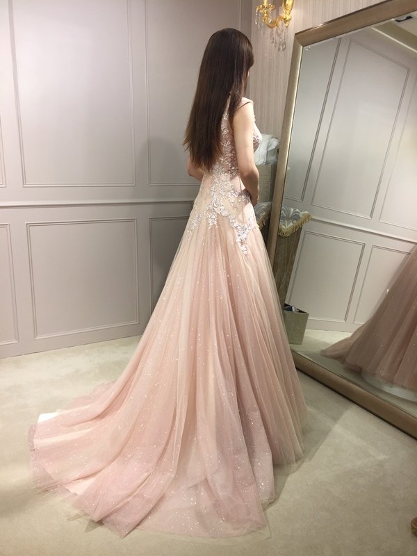 樂許Le Chic Bridal 手工婚紗 婚紗試穿 命定婚紗 Luminous Haute Couture 高級訂製 (103)