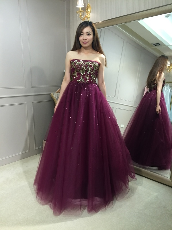 樂許Le Chic Bridal 手工婚紗 婚紗試穿 命定婚紗 Luminous Haute Couture 高級訂製 (112)
