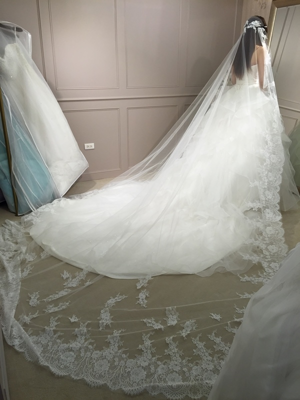 樂許Le Chic Bridal 手工婚紗 婚紗試穿 命定婚紗 Luminous Haute Couture 高級訂製 (231)