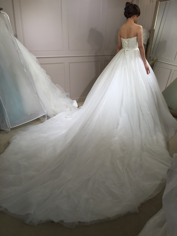 樂許Le Chic Bridal 手工婚紗 婚紗試穿 命定婚紗 Luminous Haute Couture 高級訂製 (239)