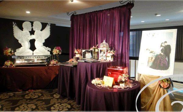 甜美氣質婚禮佈置JD Design 及甜點桌Candy Bar 好味生活Funeats  (3)