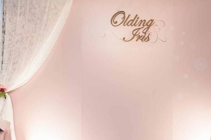 甜美氣質婚禮佈置JD Design 及甜點桌Candy Bar 好味生活Funeats  (96)