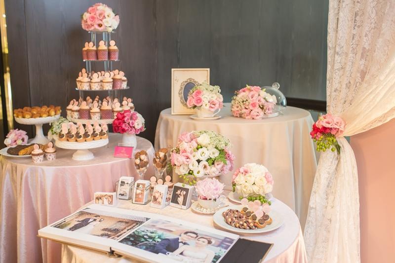 甜美氣質婚禮佈置JD Design 及甜點桌Candy Bar 好味生活Funeats  (73)
