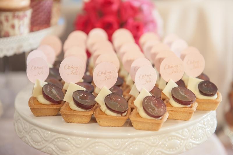 甜美氣質婚禮佈置JD Design 及甜點桌Candy Bar 好味生活Funeats  (58)
