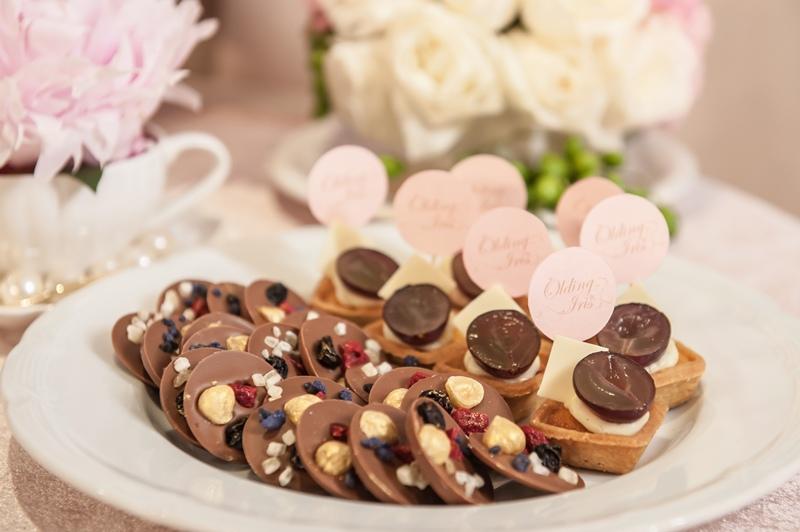 甜美氣質婚禮佈置JD Design 及甜點桌Candy Bar 好味生活Funeats  (56)