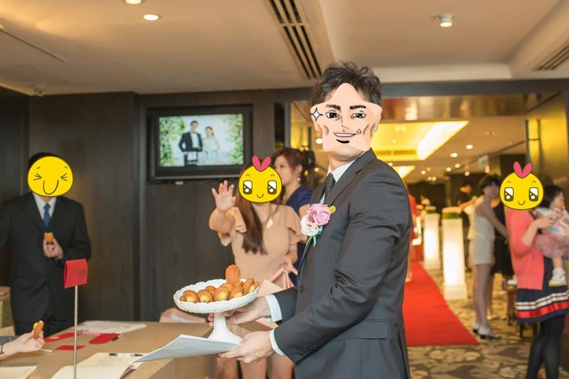 甜美氣質婚禮佈置JD Design 及甜點桌Candy Bar 好味生活Funeats  (93)