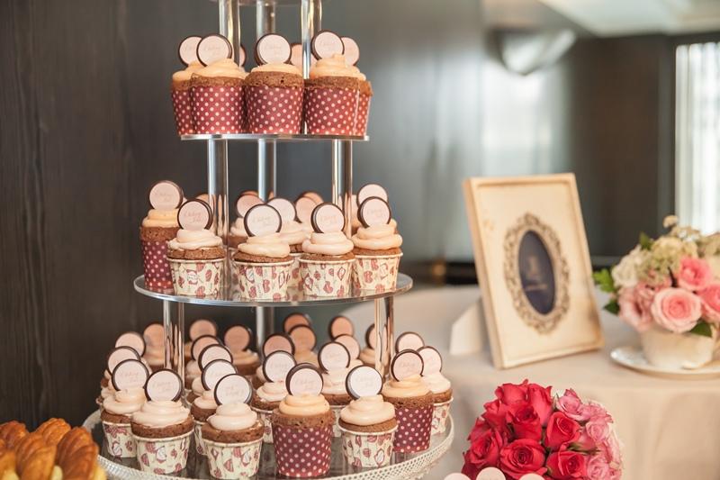 甜美氣質婚禮佈置JD Design 及甜點桌Candy Bar 好味生活Funeats  (79)