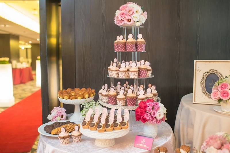 甜美氣質婚禮佈置JD Design 及甜點桌Candy Bar 好味生活Funeats  (64)
