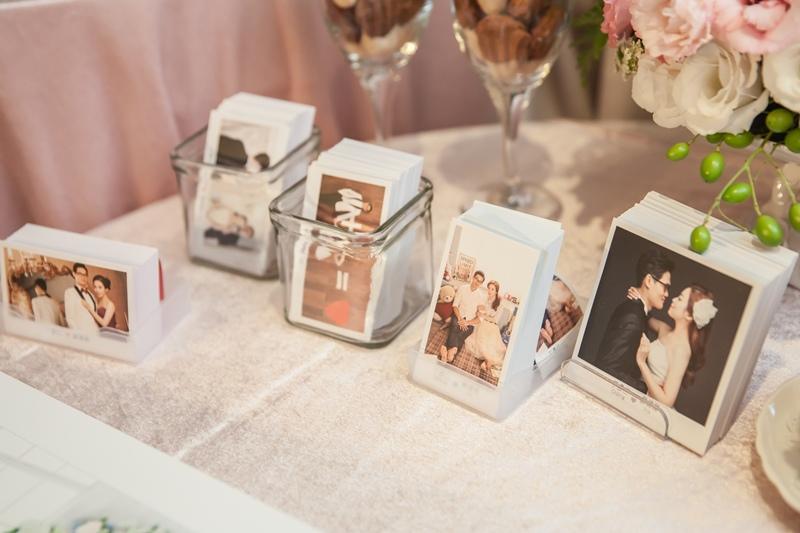 甜美氣質婚禮佈置JD Design 及甜點桌Candy Bar 好味生活Funeats  (83)