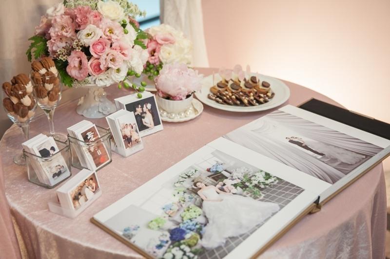 甜美氣質婚禮佈置JD Design 及甜點桌Candy Bar 好味生活Funeats  (81)